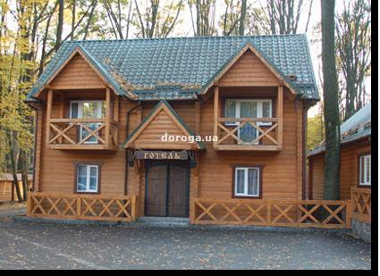 Мини-отель Дубки