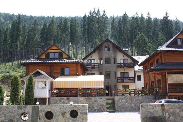 Мини-отель Медвежий Двор
