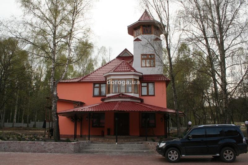Мотель Жемчужина Полесья