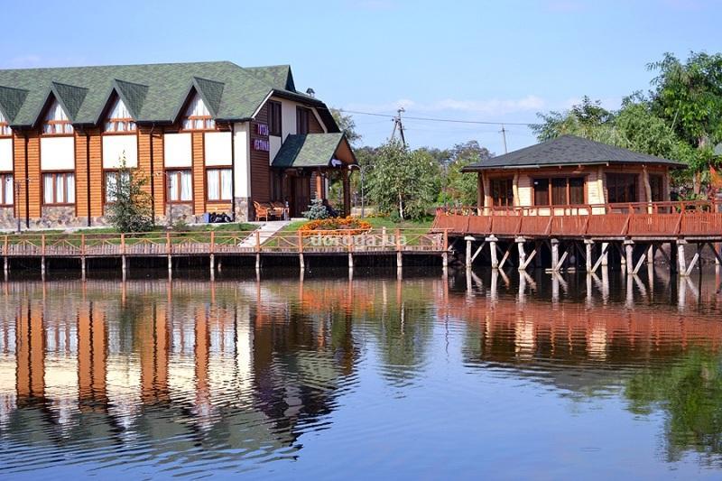 Комплекс отдыха Казацкий остров