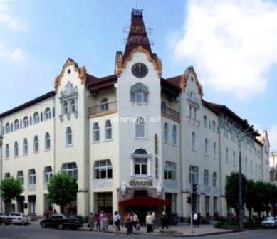 Отель Гранд Отель Украина