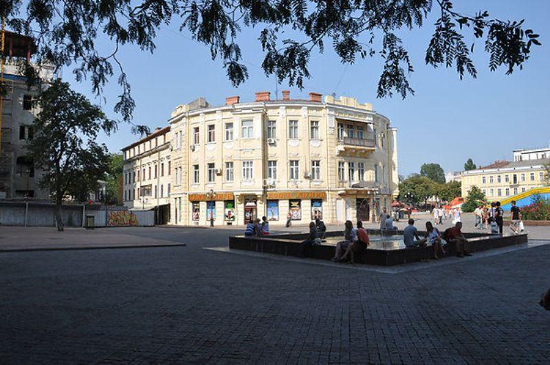 Мини-отель Дерибас