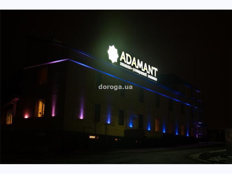 Гостиница Адамант