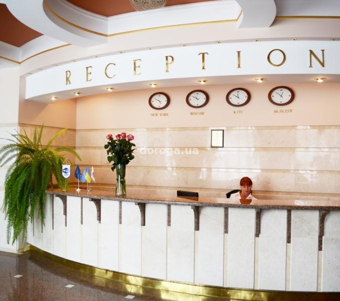 Гостиница Тернополь