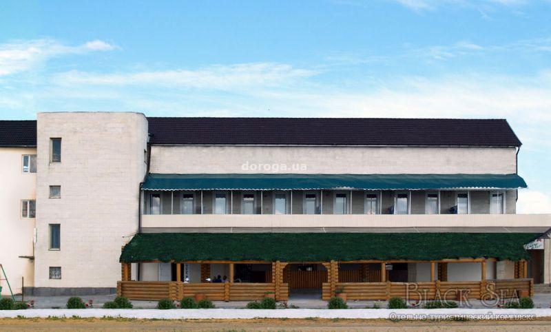 Гостиница Блэк Си