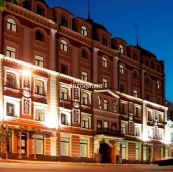Отель Подол Плаза