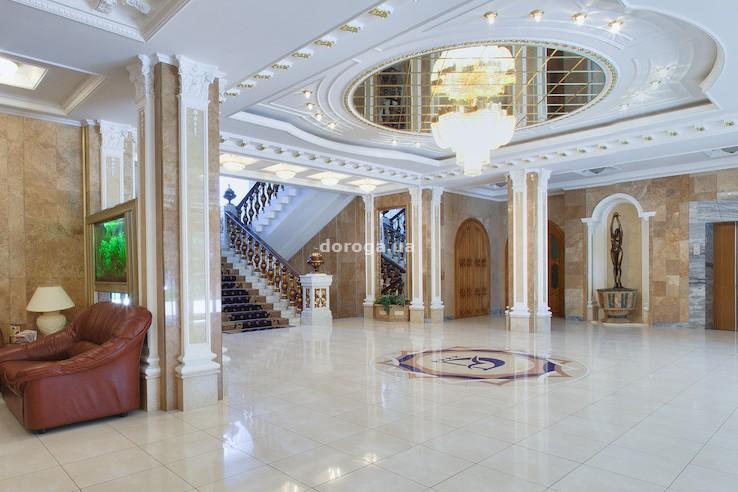 Гостиница Днепр