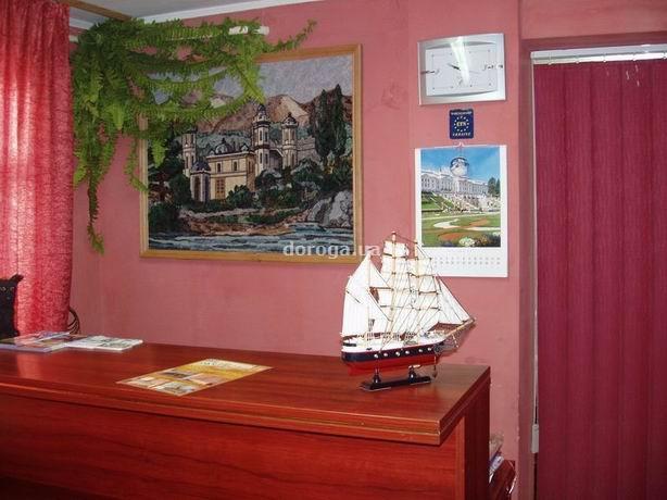 Гостиница На Адмирала Макарова