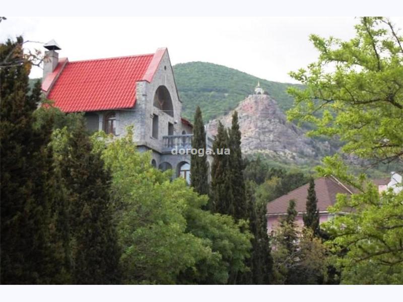 Частный пансион Форосский замок