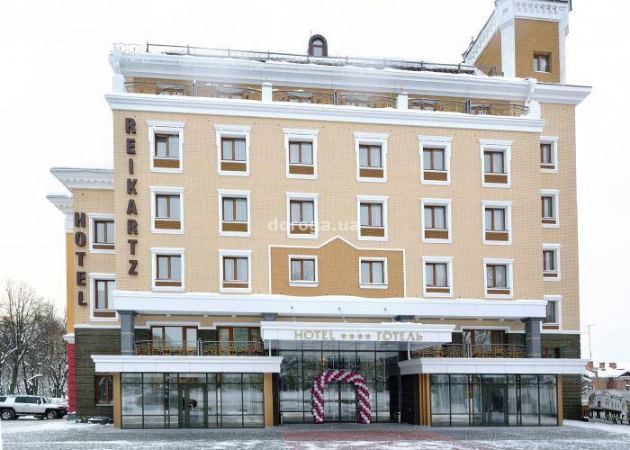 Отель Рейкарц Житомир
