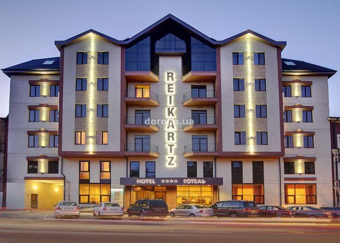 Отель Рейкарц Днепропетровск