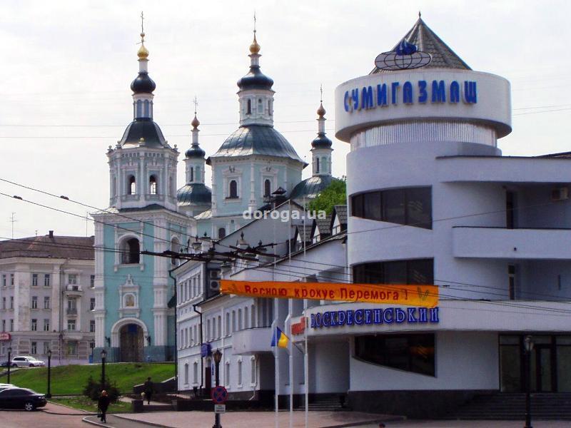 Отель Воскресенский