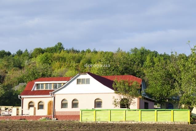 Частный пансион Гайдамацкая долина