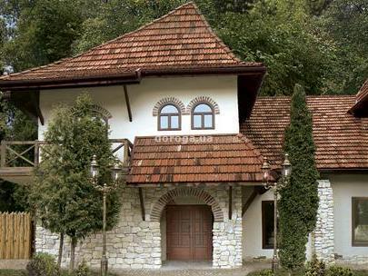 Отель Древний Град