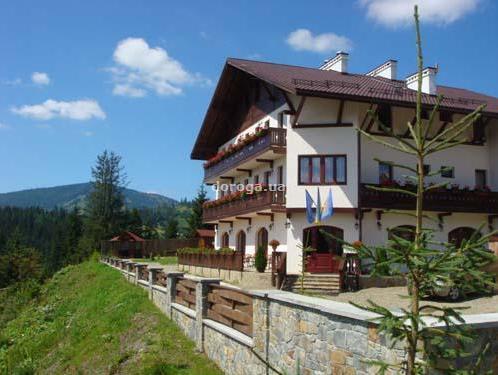 Мини-отель Альпийский двор