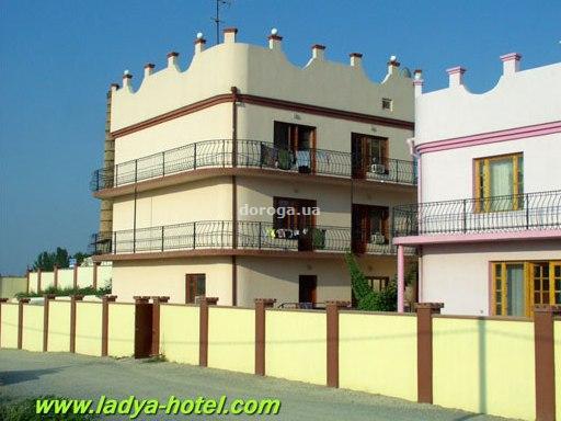 Мини-отель Ладья