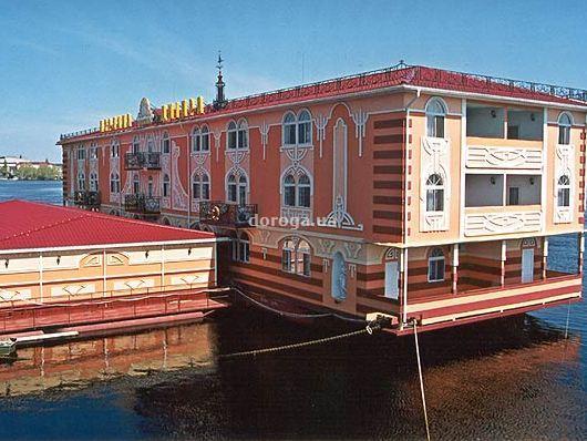 Отель Перлына Днепра