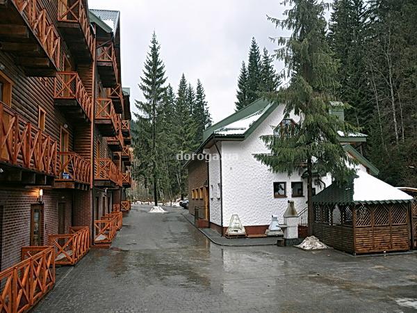Мини-отель ЗимаСноу