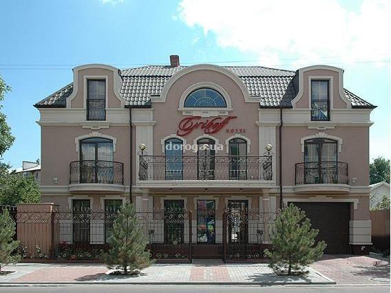 Отель Грибов