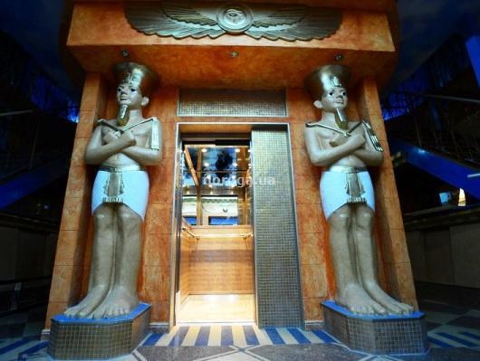 Отель Фараон