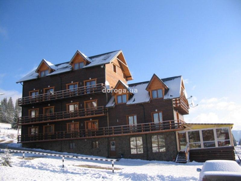 Отель Торба