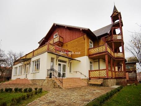 Мини-отель Наби
