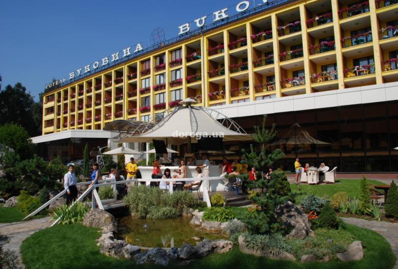 Гостиница Буковина