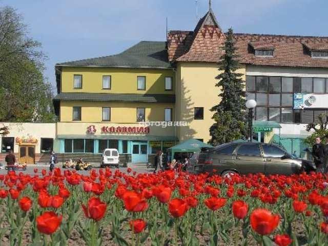 Гостиница Коломыя