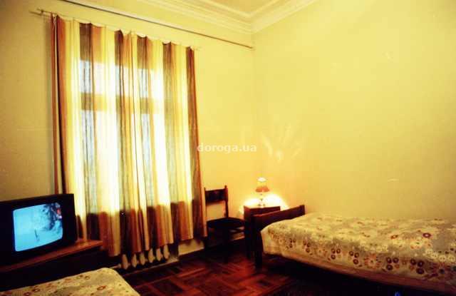 Гостиница Крым