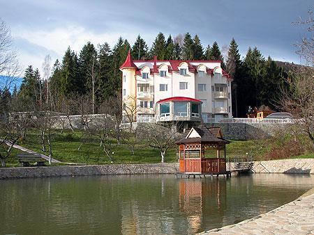 Гостиница Байка