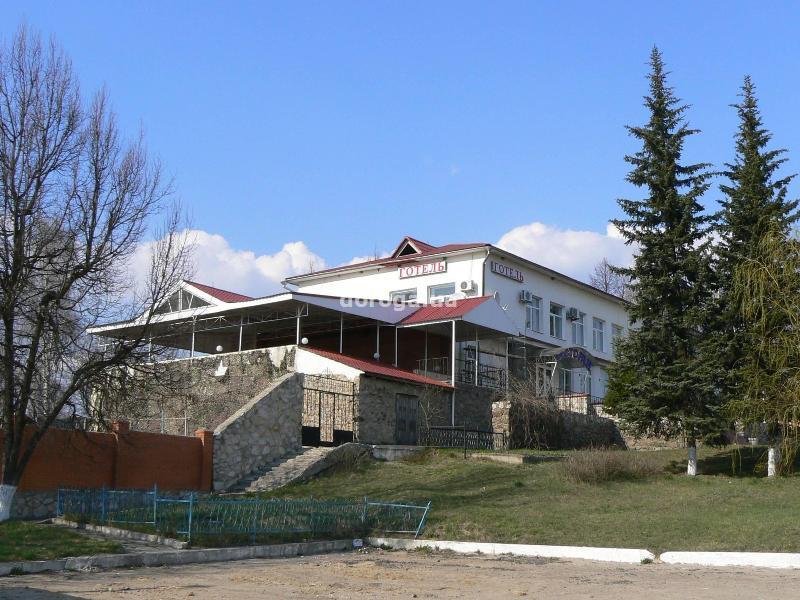 Мотель Гетманский двор