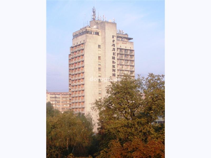 Отель Градецкий