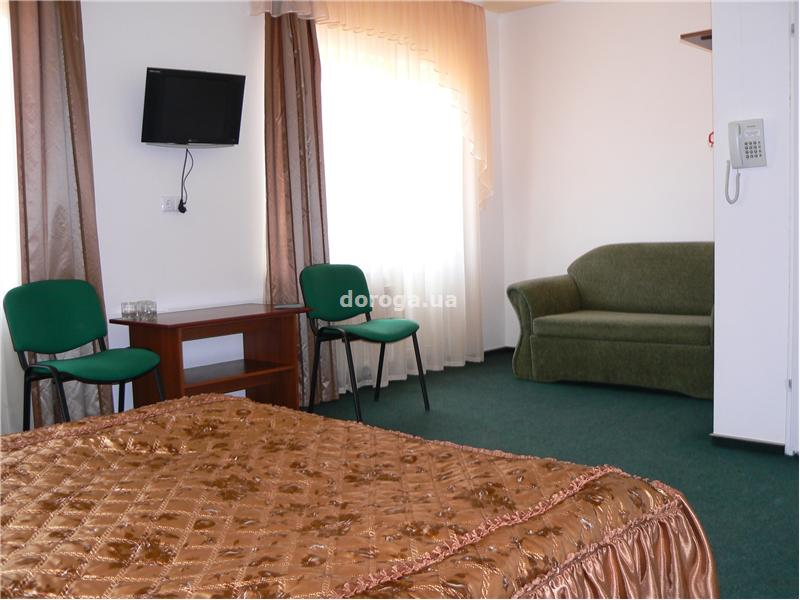 Гостиница Вика