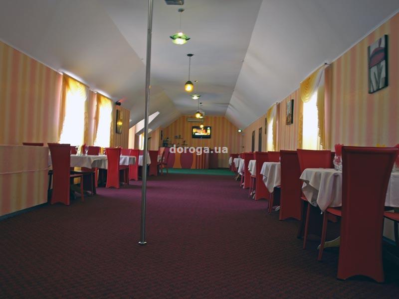 Гостиница Тропикана
