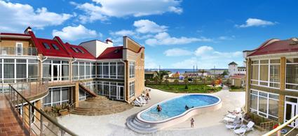 Отель Велес