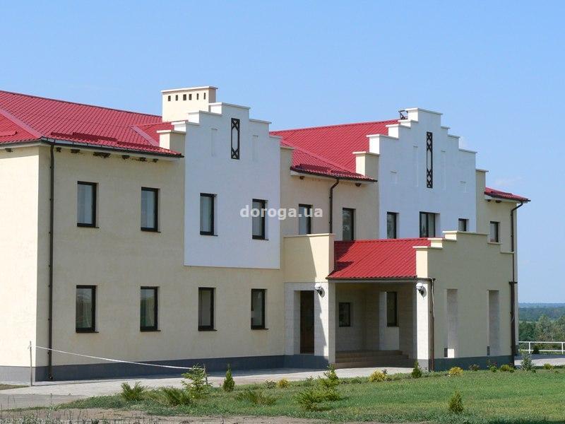 Гостиница Великая Круча (новая)
