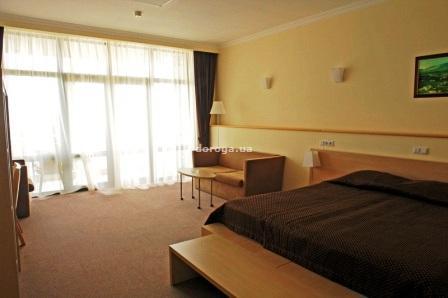 Отель Аквапарк