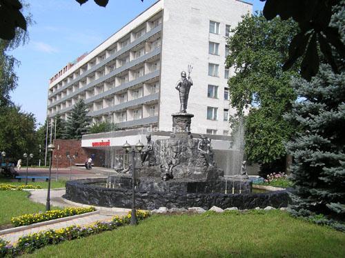 Санаторий Славянский