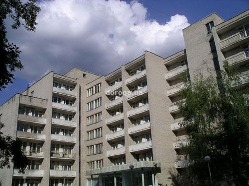 Санаторий Шахтер