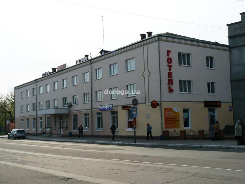 Гостиница Нежин
