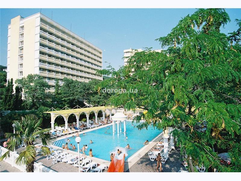 Отель Марат