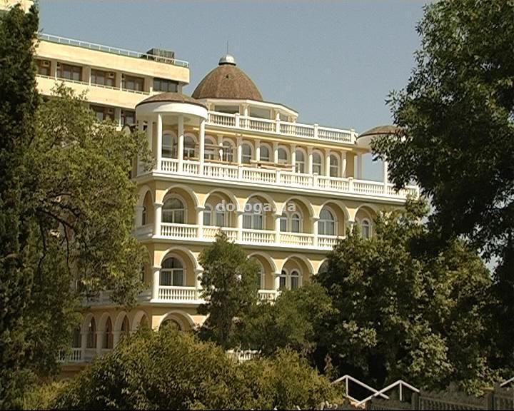 Отель Парк Чаир
