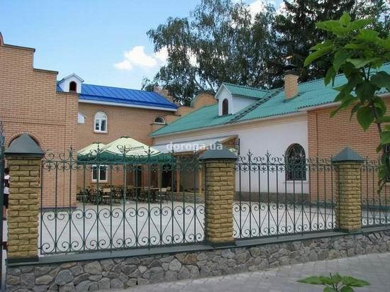 Гостиница Анна