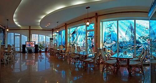 Гостиница Дип Таун