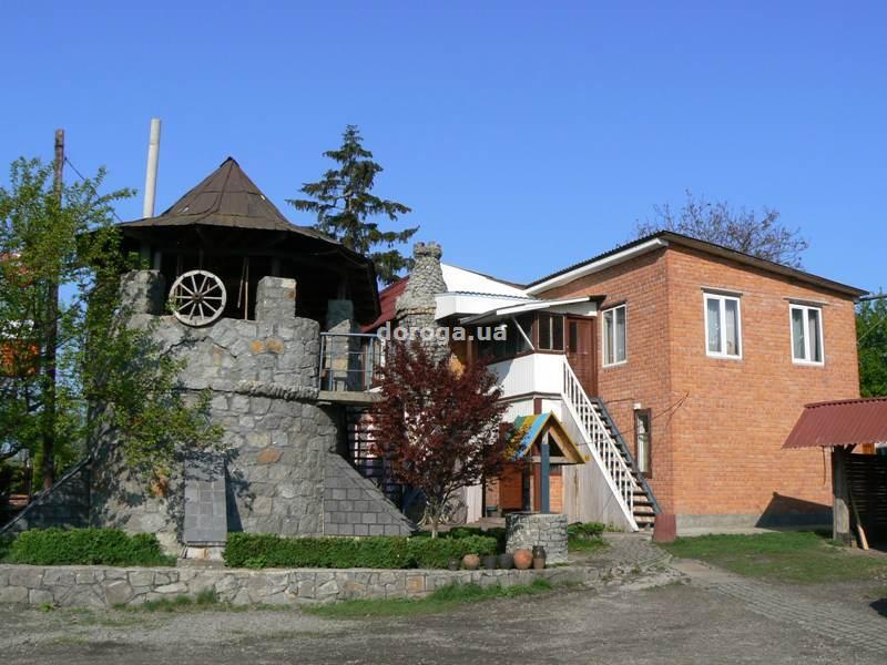 Мотель Корчма
