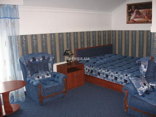 Гостиница Афина