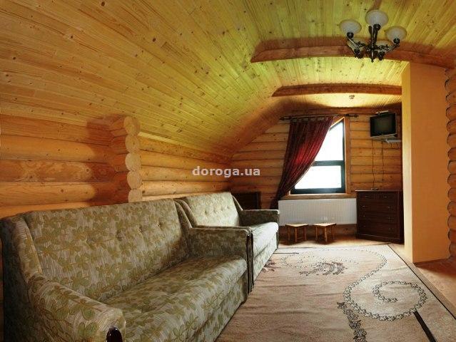Гостиница Красна Поляна